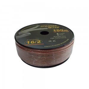CABLE PARLANTE R/N CCA 2x16...