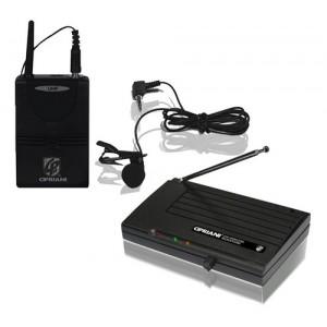 MICROFONO LAVALIER UHF CPR-110...